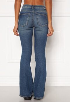 Dr. Denim Macy I55 Eastcoast Blue Bubbleroom.no