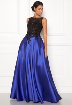 Christian Koehlert Dress Palace Blue Bubbleroom.no
