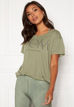 Drop of Mindfulness Bailey Loose Fitted Tee 314 Tea Bubbleroom.no