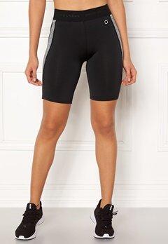 Drop of Mindfulness Bettsy Shorts Black/Grey Mel Bubbleroom.no