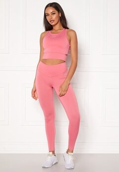 Drop of Mindfulness BOW II Leggings Pink Coral Bubbleroom.no
