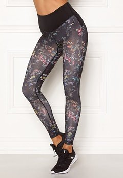 Drop of Mindfulness Bow II Sport Tights 938 Dragonfly Bubbleroom.no