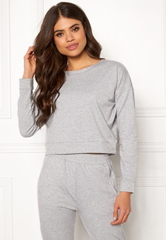 Drop of Mindfulness Charlotte Top Grey Mel Bubbleroom.no