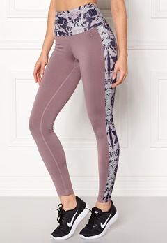 Drop of Mindfulness Emma Training Tights Vintage Pink Bubbleroom.no