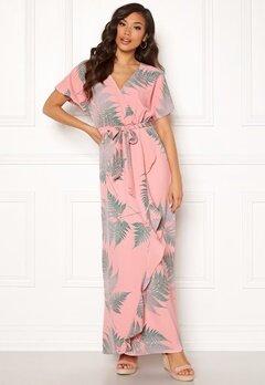 DRY LAKE Bela Long Dress Coco Print Bubbleroom.no