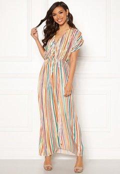 DRY LAKE Sunny Long Dress Carousel Print Bubbleroom.no