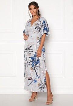 DRY LAKE Thalia Ankle Dress 850 Blue Dandelion P bubbleroom.no