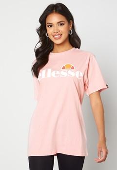 Ellesse El Albany T-Shirt Light Pink Bubbleroom.no