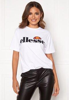Ellesse El Albany T-Shirt Optic White Bubbleroom.no