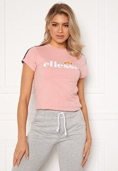 Ellesse El Malis Tee T-Shirt Pink Bubbleroom.no