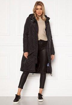 Ellesse Mundia Parka Jacket Outwear Black Bubbleroom.no