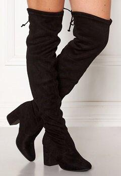 New Look Erica High Leg Boots Black Bubbleroom.no