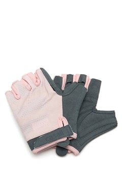 Casall Excercise Glove Wmn 307 Lucky pink/grey Bubbleroom.no