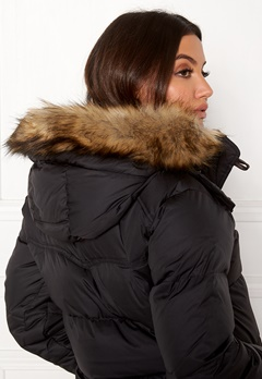 Boomerang Fake Fur Collar Natural Bubbleroom.no