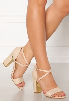 Truffle Fallon High Heel Sandals Nude Bubbleroom.no