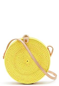 Farrow Rolling Roundie Bag Yellow Bubbleroom.no