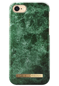 iDeal Of Sweden Fashion Case iphone Green Marble Bubbleroom.no