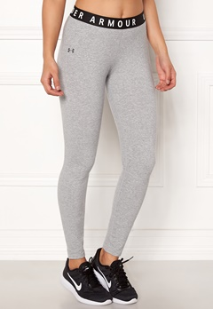 Under Armour Favorites Legging Steel Light Heather Bubbleroom.no
