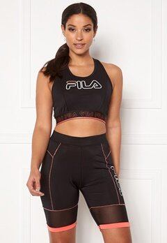 FILA Alanna Bra Black Bubbleroom.no