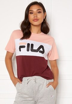 FILA Allison Tee A811 Tawny port-cora Bubbleroom.no