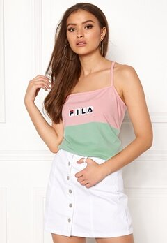 FILA Chrissy Top Coral Blush Bubbleroom.no