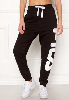FILA Classic Basic Sweatpants Black Bubbleroom.no