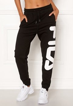 FILA Classic Pure Pant 002 Black Bubbleroom.no