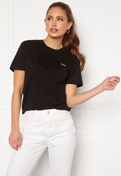 FILA Eara Tee 002 Black Bubbleroom.no