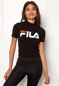 FILA Every Turtle Tee Black Bubbleroom.no