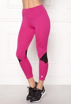 FILA Galleane 7/8 Tights Pink Glo Bubbleroom.no