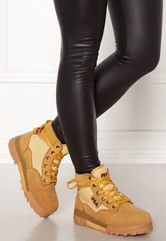 FILA Grunge Mid Wmn Boots Chipmunk Bubbleroom.no
