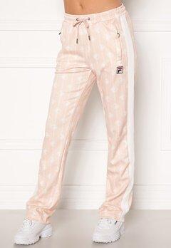 FILA Hamo AOP Track Pants A693 Sepia Rose-Bla Bubbleroom.no