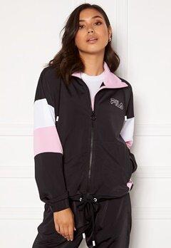 FILA Laci Track Jacket A857 Black-lilac sa Bubbleroom.no