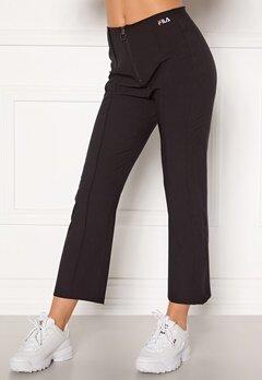 FILA Mar Cropped Pants 002 Black Bubbleroom.no