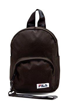 FILA Mini Strap Backpack 002 Black Bubbleroom.no