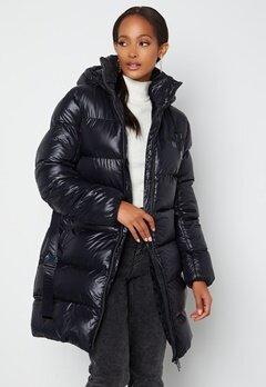 FILA Phyllis Puff Coat 2 Black bubbleroom.no