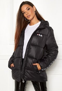 FILA Shigemi Padded Jacket 002 black Bubbleroom.no