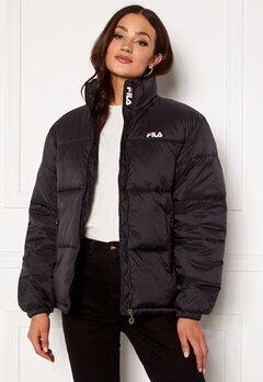 FILA Sussi Puff Jacket 002 black Bubbleroom.no