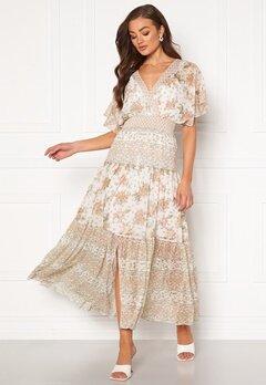 FOREVER NEW Darla Tiered Maxi Dress Jacobean Blossom Bubbleroom.no