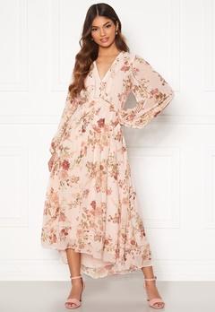 FOREVER NEW Raelynn Relaxed Midi Dress Modern Romance Bubbleroom.no