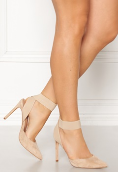 Francesco Milano Fascia High Heel Beige Bubbleroom.no