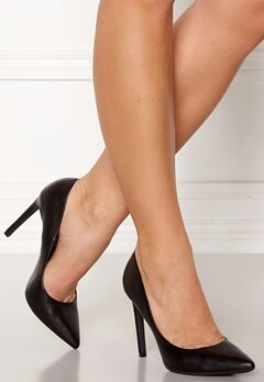 Francesco Milano High Heel Pumps Nero Bubbleroom.no