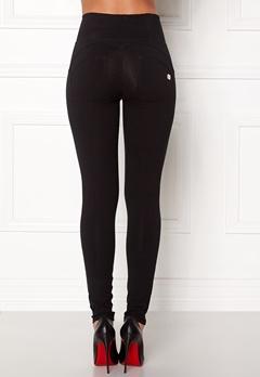 FREDDY Skinny Shaping HW Legging Black Jerse Bubbleroom.no