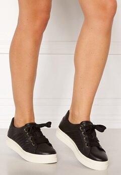 GANT Avona Low Lace Shoes G00 Black Bubbleroom.no