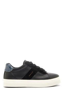 GANT Avona Sneaker Black Bubbleroom.no