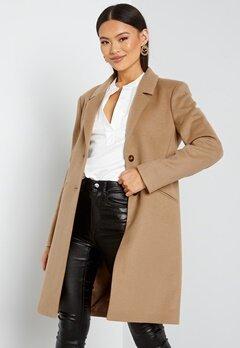 GANT Classic Tailored Coat 248 Dark Khaki bubbleroom.no