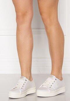 GANT Leisha Low Lace Shoes White Bubbleroom.no