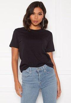 GANT The Original SS T-Shirt 5 Black Bubbleroom.no
