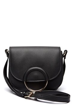 Pieces Gemma Crossbody Black Bubbleroom.no
