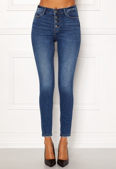Guess 1981 Exposed Button Jeans Tabi Bubbleroom.no